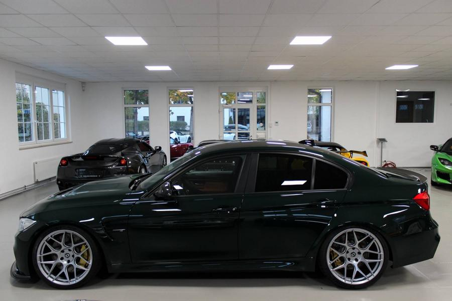 Laptime Performance BMW M3 GT F80 British Racing Green Tuning 16 M3 GT E36 Hommage   Laptime Performance BMW M3 GT