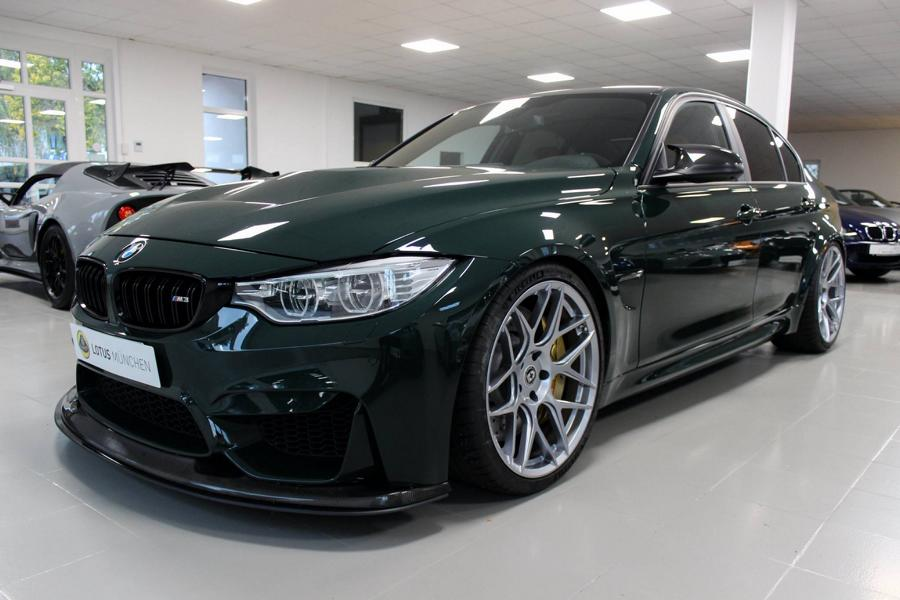 Laptime Performance BMW M3 GT F80 British Racing Green Tuning 4 M3 GT E36 Hommage   Laptime Performance BMW M3 GT