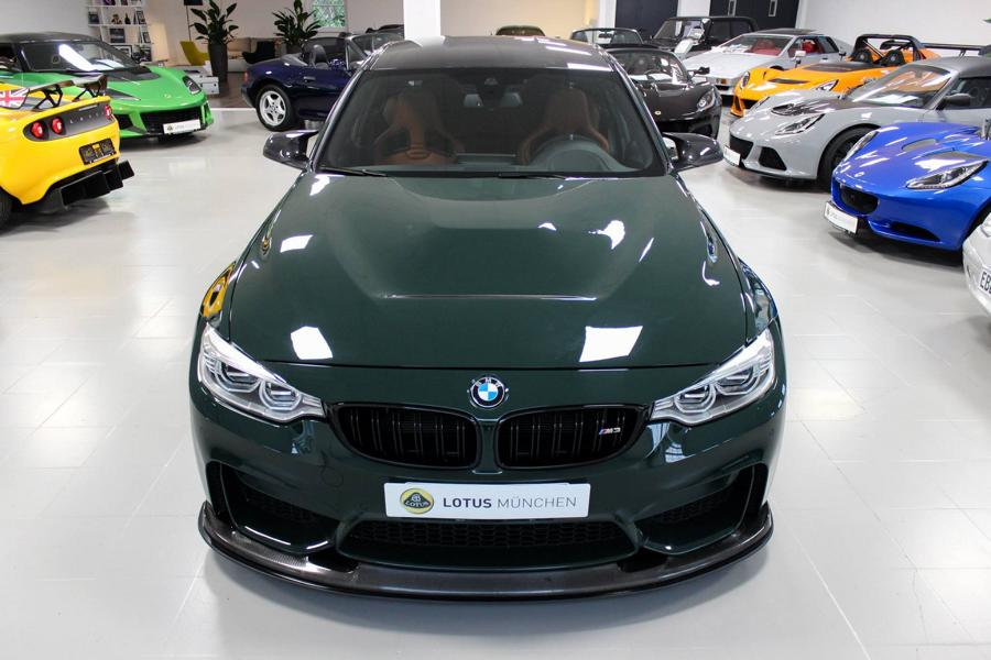 Laptime Performance BMW M3 GT F80 British Racing Green Tuning 6 M3 GT E36 Hommage   Laptime Performance BMW M3 GT