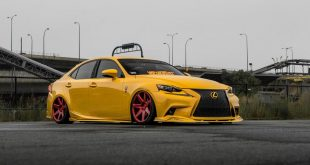 Lexus IS Vossen CG 207 Accuair Airride Tuning 3 310x165 Klassiker im Carbon Outfit   BMW E46 M3 auf Vossen Wheels