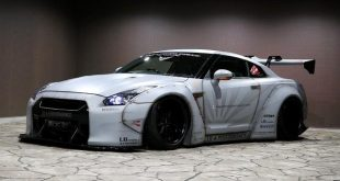 Liberty Walk Widebody Nissan GT R Godzilla Airrex Tuning 3 310x165 Full House   AutoExe Inc. Widebody Nissan GT R Godzilla