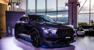 Maserati Levante S Shtorm Kit Larte Design Tuning 27 310x165 Vorschau   Larte Design Bentley Bentayga Widebody SUV