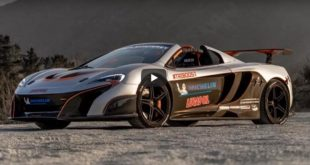 Matt Farah Drives Bonkers Tri Turbo 1200 HP McLaren 12C 310x165 Video: Test   1.200 PS Tri Turbo McLaren 12C by Matt Farah