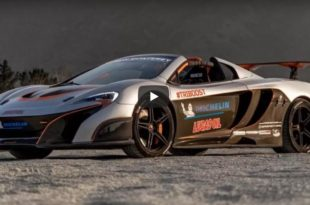 Matt Farah Drives Bonkers Tri Turbo 1200 HP McLaren 12C 310x205 Video: Test   1.200 PS Tri Turbo McLaren 12C by Matt Farah