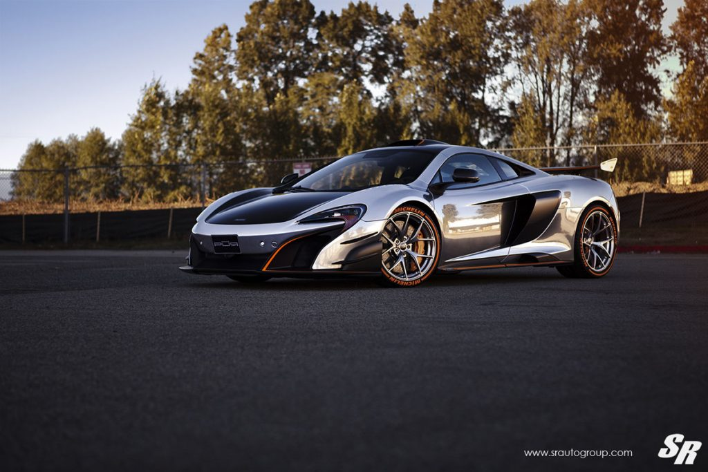 McLaren MSO HS PUR 4OUR Wheels Tuning 1 Top   Seltener McLaren MSO HS auf PUR 4OUR Felgen