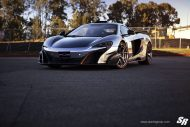 McLaren MSO HS PUR 4OUR Wheels Tuning 3 190x127 Top   Seltener McLaren MSO HS auf PUR 4OUR Felgen