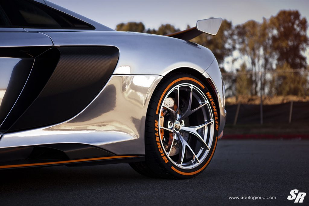 McLaren MSO HS PUR 4OUR Wheels Tuning 4 Top   Seltener McLaren MSO HS auf PUR 4OUR Felgen