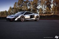 McLaren MSO HS PUR 4OUR Wheels Tuning 6 190x127 Top   Seltener McLaren MSO HS auf PUR 4OUR Felgen