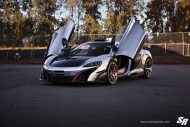 McLaren MSO HS PUR 4OUR Wheels Tuning 7 190x127 Top   Seltener McLaren MSO HS auf PUR 4OUR Felgen