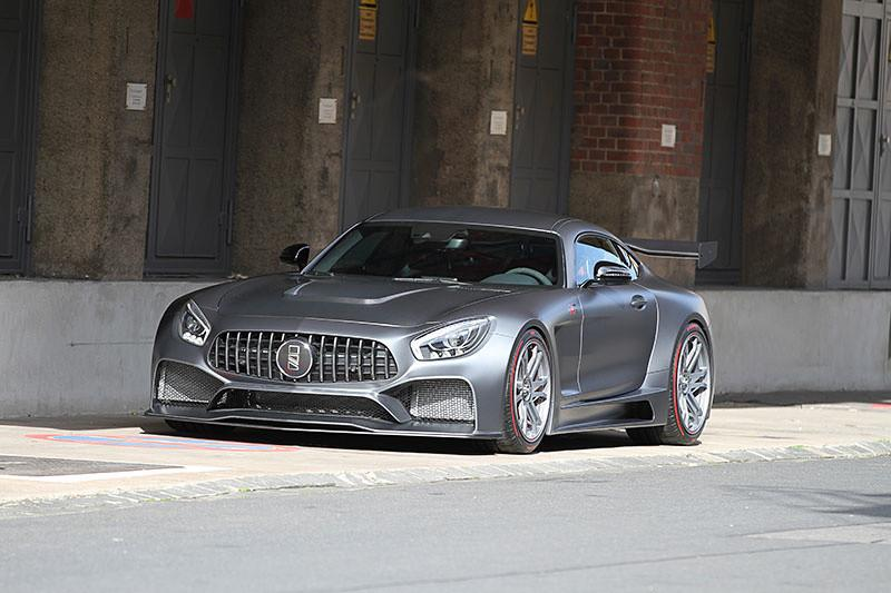 Mercedes Benz AMG GTs IMSA RXR ONE Tuning 7 Irre   860 PS Mercedes Benz AMG GTs als IMSA RXR ONE