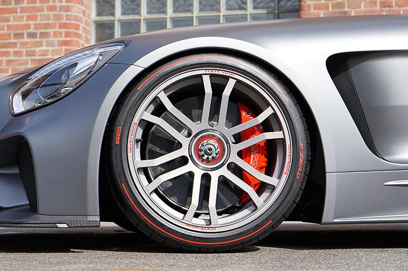 Mercedes Benz AMG GTs IMSA RXR ONE Tuning 9 Irre   860 PS Mercedes Benz AMG GTs als IMSA RXR ONE