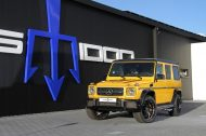 Mercedes G63 AMG POSAIDON G RS 850 Tuning 10 190x126 Monster G   Mercedes G63 AMG als POSAIDON G RS 850