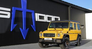 Mercedes G63 AMG POSAIDON G RS 850 Tuning 10 310x165 720 PS ONYX G7 Widebody Mercedes Benz G63 AMG