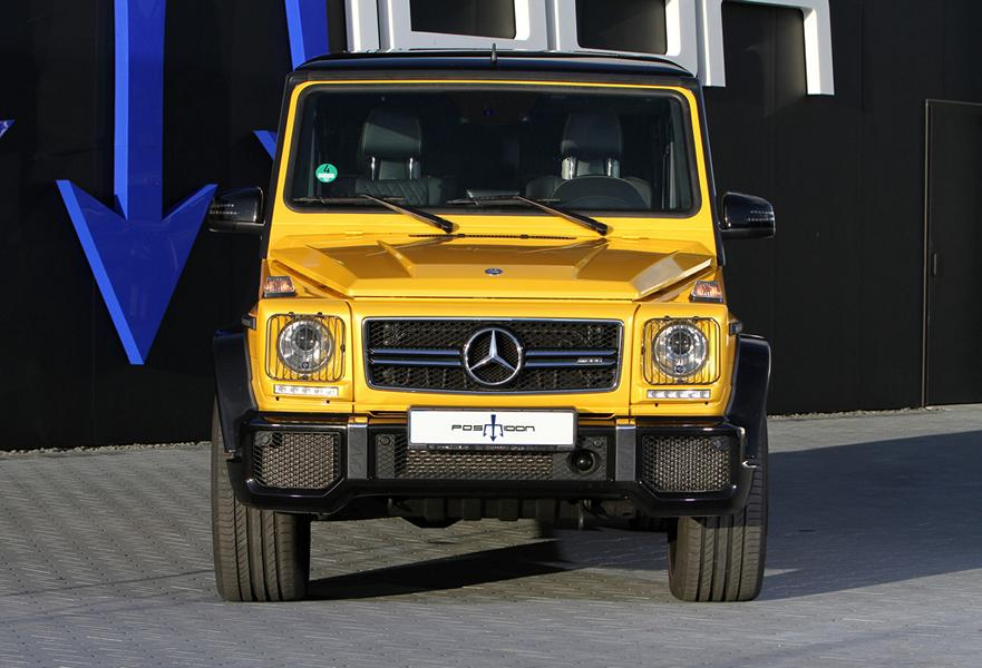 Mercedes G63 AMG POSAIDON G RS 850 Tuning 14 Monster G   Mercedes G63 AMG als POSAIDON G RS 850