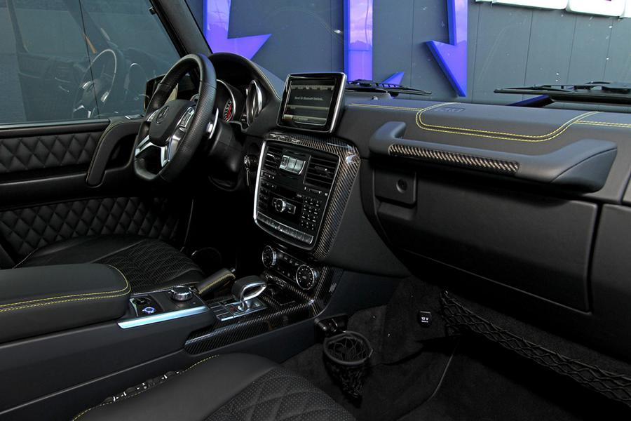Mercedes G63 AMG POSAIDON G RS 850 Tuning 15 Monster G   Mercedes G63 AMG als POSAIDON G RS 850
