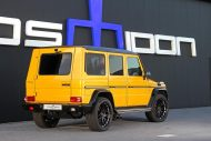 Mercedes G63 AMG POSAIDON G RS 850 Tuning 3 190x127 Monster G   Mercedes G63 AMG als POSAIDON G RS 850