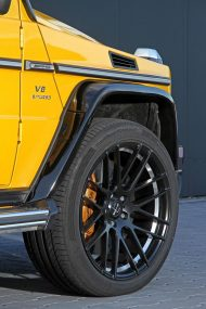 Mercedes G63 AMG POSAIDON G RS 850 Tuning 4 190x285 Monster G   Mercedes G63 AMG als POSAIDON G RS 850