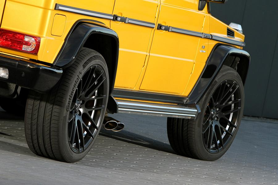 Mercedes G63 AMG POSAIDON G RS 850 Tuning 5 Monster G   Mercedes G63 AMG als POSAIDON G RS 850