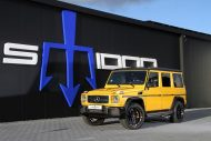 Mercedes G63 AMG POSAIDON G RS 850 Tuning 9 190x127 Monster G   Mercedes G63 AMG als POSAIDON G RS 850