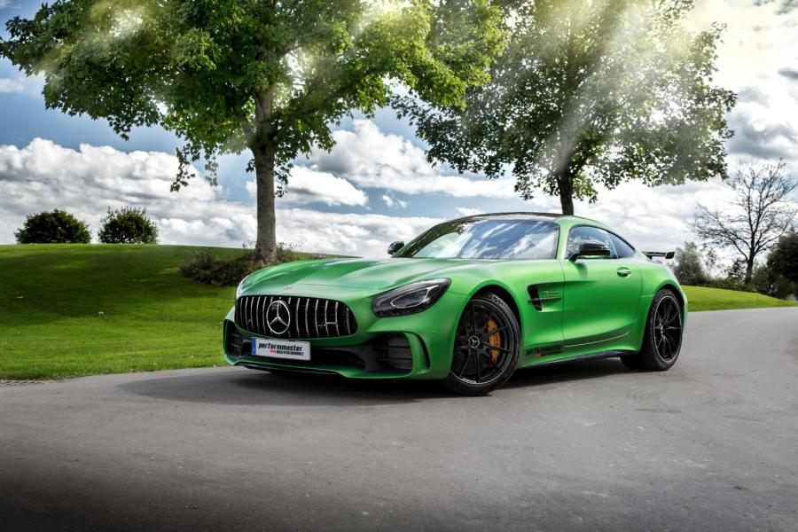 Performmaster Mercedes AMG GT R Chiptuning 7 PayPal Spendenseite