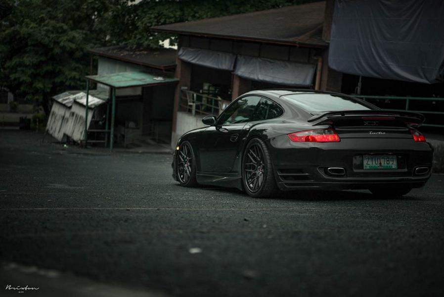 Porsche 997.1 Brixton Forged Wheels CM16 Tuning 2 Passt auch am 997.1   Brixton Forged Wheels CM16 Felgen