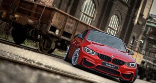Sakhir Orange BMW M4 Coupe Z Performance Wheels Tuning 8 310x165 Carbon Fiber & Co BMW M3 F80 Limo auf HRE Felgen