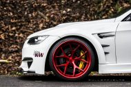 Widebody BMW E92 M3 OEM Style Nissan GT R Tuning 13 190x127 Widebody BMW E92 M3 trifft auf OEM Style Nissan GT R