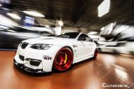 Widebody BMW E92 M3 OEM Style Nissan GT R Tuning 4 190x127 Widebody BMW E92 M3 trifft auf OEM Style Nissan GT R