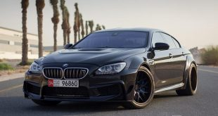Widebody BMW M6 Gran Coupe F06 Tuning 10 310x165 Dezent anders   Widebody BMW M6 Gran Coupe auf AMP Alu's