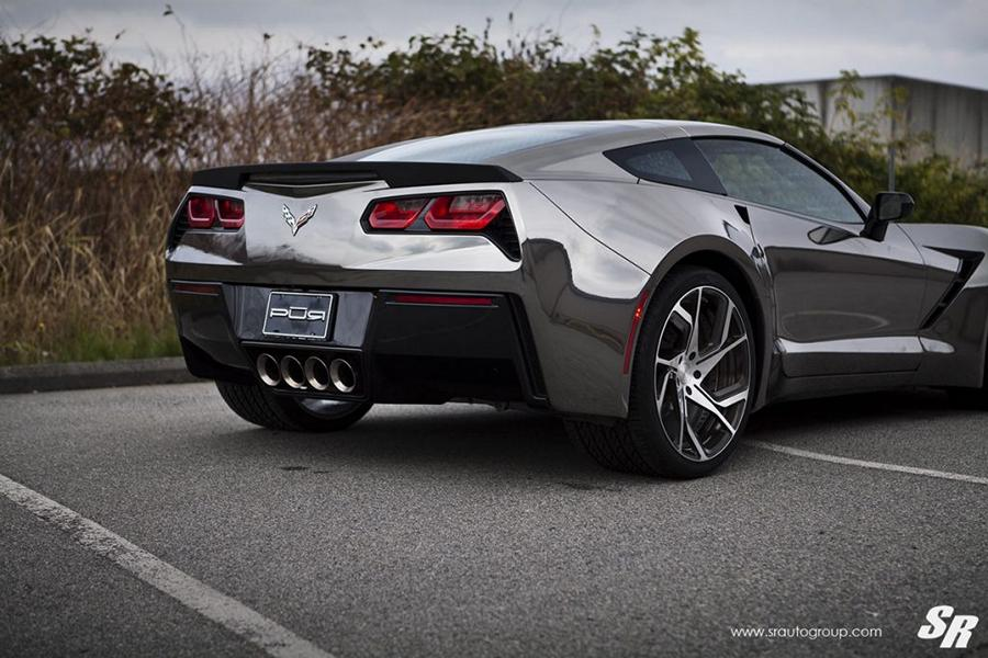 blog 10032017 chevy corvette pur rs12 9 1024x683 Widebody Chevrolet Corvette C7 auf PUR RS12 Felgen