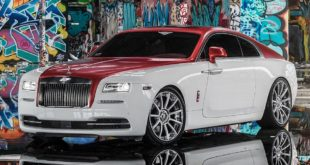 forgiato Rolls Royce wraith Undice ECL Tuning 9 310x165 Alles in schwarz   Mercedes S Klasse vom Tuner MC Customs