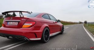 1.200 PS Mercedes C63 AMG Black Series by GAD Motors 310x165 Video: 1.200 PS Mercedes C63 AMG Black Series by GAD Motors