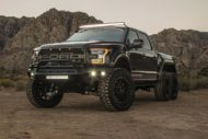 2017 Ford Velociraptor 6x6 Tuning Hennessey Performance 3 190x127 Big, bigger, Hennessey   Ford Velociraptor 6x6 mit +600 PS