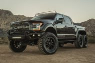 2017 Ford Velociraptor 6x6 Tuning Hennessey Performance 8 190x127 Big, bigger, Hennessey   Ford Velociraptor 6x6 mit +600 PS