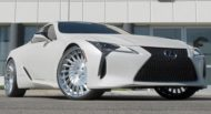 24 Zoll Forgiato Tec 3.3 Wheels Lexus LC500 Tuning 1 190x103 24 Zoll Forgiato Tec 3.3 Wheels am seltenen Lexus LC500