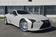 24 Zoll Forgiato Tec 3.3 Wheels Lexus LC500 Tuning 2 190x127 24 Zoll Forgiato Tec 3.3 Wheels am seltenen Lexus LC500