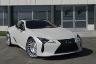 24 Zoll Forgiato Tec 3.3 Wheels Lexus LC500 Tuning 4 190x127 24 Zoll Forgiato Tec 3.3 Wheels am seltenen Lexus LC500