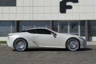 24 Zoll Forgiato Tec 3.3 Wheels Lexus LC500 Tuning 5 190x127 24 Zoll Forgiato Tec 3.3 Wheels am seltenen Lexus LC500