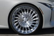 24 Zoll Forgiato Tec 3.3 Wheels Lexus LC500 Tuning 6 190x127 24 Zoll Forgiato Tec 3.3 Wheels am seltenen Lexus LC500