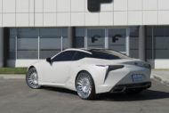 24 Zoll Forgiato Tec 3.3 Wheels Lexus LC500 Tuning 7 190x127 24 Zoll Forgiato Tec 3.3 Wheels am seltenen Lexus LC500
