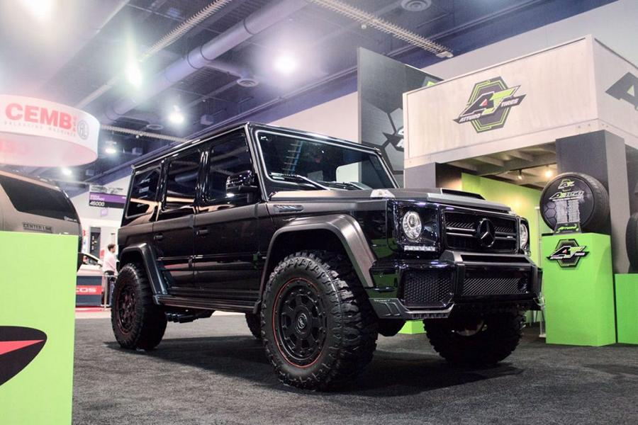 463 Industries GC01 Wheels Mansory Mercedes AMG G63 Tuning 9 463 Industries GC01 Wheels am Mercedes AMG G63