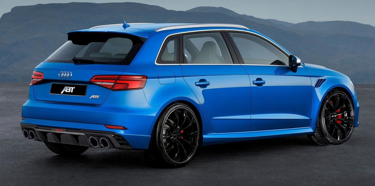ABT Sportsline Audi RS3 8V 2017 Facelift Tuning 2 Da geht was   ABT Sportsline Audi RS3 8V Facelift mit 460PS