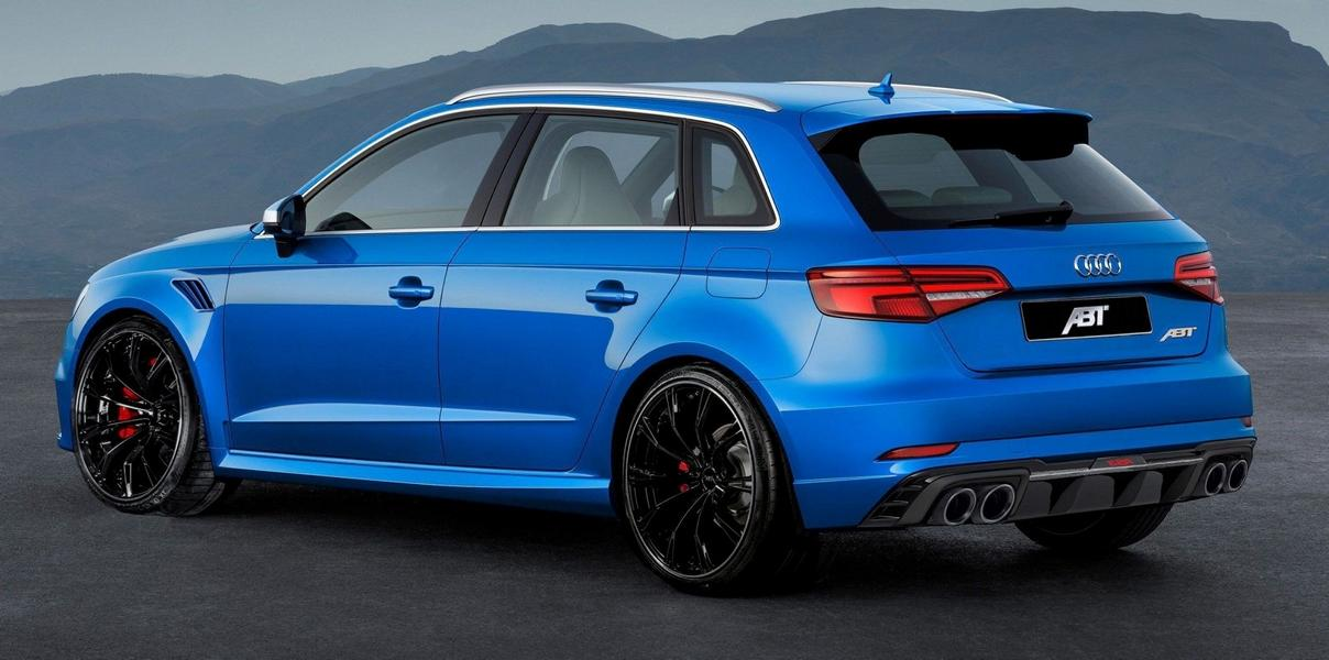 ABT Sportsline Audi RS3 8V 2017 Facelift Tuning 3 Da geht was   ABT Sportsline Audi RS3 8V Facelift mit 460PS