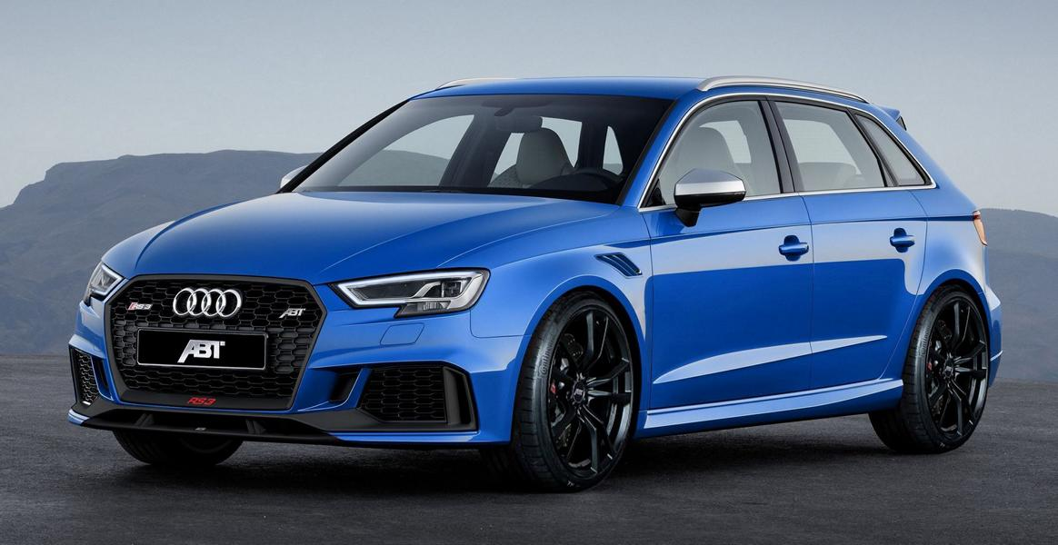 ABT Sportsline Audi RS3 8V 2017 Facelift Tuning 6 Da geht was   ABT Sportsline Audi RS3 8V Facelift mit 460PS