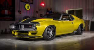 AMC Javelin Tuning Ringbrothers 4 310x165 Einzelstück   Ringbrothers 1969er Ford Mustang Mach 1