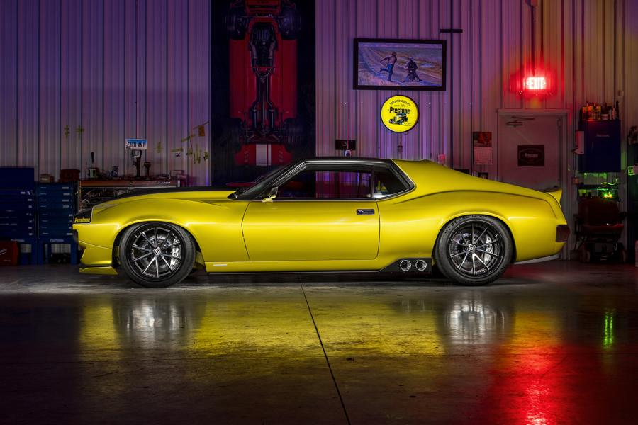 AMC Javelin Tuning Ringbrothers 5 Monster   1.100 HP AMC Javelin vom Tuner Ringbrothers