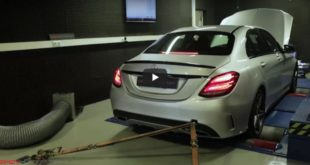 Armytrix Mercedes W205 C Klasse Tuning 310x165 Video: Armytrix Sportauspuff am Mercedes W205 C Klasse
