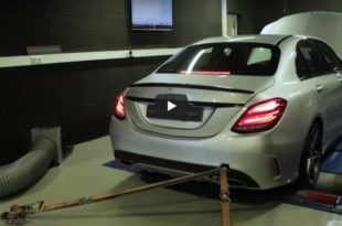 Armytrix Mercedes W205 C Klasse Tuning 310x205 Video: Armytrix Sportauspuff am Mercedes W205 C Klasse
