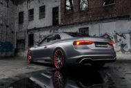 Audi RS5 mattgrey Forgiato Wheels Tuning 1 190x127 Saugeil   Neuer Audi RS5 in mattgrau auf Forgiato Wheels