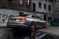 Audi RS5 mattgrey Forgiato Wheels Tuning 4 190x127 Saugeil   Neuer Audi RS5 in mattgrau auf Forgiato Wheels